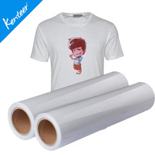 Q5-1 Kenteer Light Color Eco-Solvent Heat Transfer Vinyl For T-Shirt 05*25m/Roll