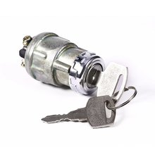 Universal Replacement Ignition Switch Lock Cylinder with 2 Keys for Car Auto Set Interior Parts(China)