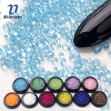 3D Nail Art Decorations Colorful Women Glitters Diy Rhinestones For Nails Tools Top Quality(China)