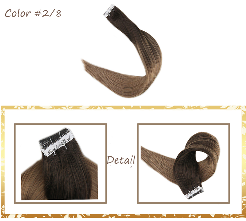 Shine Tape Hair Color 7