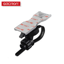 GACIRON High Quality Universal HandleBar Mount Road Bicycle Phone Holder with 3M Sticky Pad for Smart Phones Bike accessories(China)
