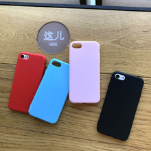 Fashion Luxury Ultra Slim Silicone Case For iphone 6s Cover For iphone 6 S 6Plus 7 Candy Colorful Back Cover Phone Casing Fundas