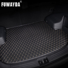 FUWAYDA car ACCESSORIES Custom fit car trunk mat for Honda 7th ACCORD 2003 to 2007 travel non-slip waterproof Good quality(China)