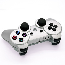 Bluetooth Gamepad for PS3 Controller Wireless Joystick PS3 Dualshock 3 with Sixaxis Replacement PS3 Control for PlayStation3(China)