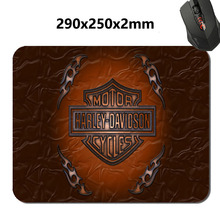180*220*2mm &290*250*2mm Orange metalic Mouse Pad Custom Rectangle Rubber Soft Gaming Mousepad  - Durable Office Accessory Gift