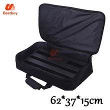Effect Pedal Board Bag for Guitar Effect Pedal 62x37x15cm