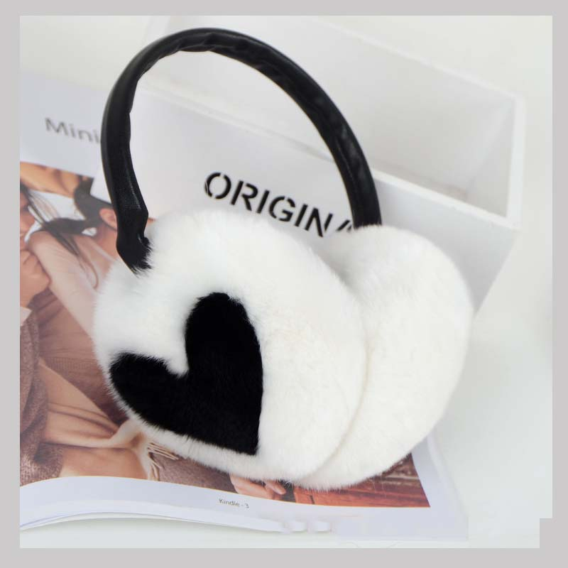 rex rabbit fur earmuff 10