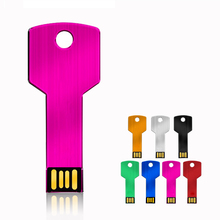 Hot selling Key USB flash drive 4GB 8gb 16gb 32gb 64GB USB 2.0 flash drive 128gb pen drive memory stick pendrive