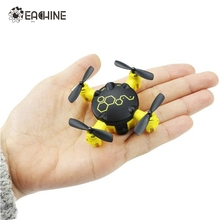Eachine E60 Mini for Pocket Drone With Camera Headless Mode 2.4G 6-Axis RC Quadcopter RTF for Kids Adult Toys Gift VS JJRC H37(China)