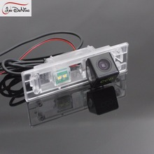 JanDeNing HD CDD Car Rear View Parking/ Backup Reverse Camera/License Plate Light OEM For BMW 1 E81 E87 E87N 2004-2012(China)