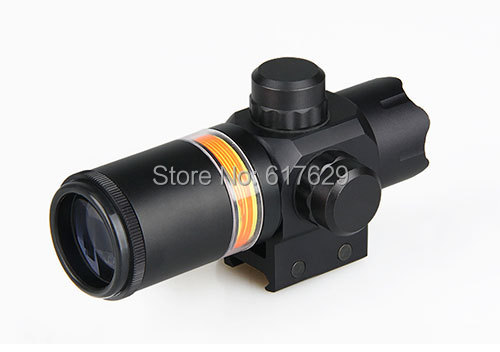 Tacitcal 2x28  Spotting Rifle Scope With Red Fiber For Hunting CL1-0268<br><br>Aliexpress