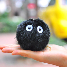 Cartoon Cute Black Stuffed Plush Doll Animal Pattern Toys Baby  Kids Children Birthday  Gift