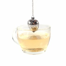 Reusable Tea Infuser Stainless Steel Loose Chinese Oolong Puer Green Tea Leaf Mutil Shape Tea Strainer Filter Tea Accessories(China)
