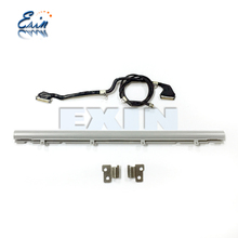"EXIN New A1237 A1304 LCD LED LVDS Screen Cable + LCD Hinge Cover + Hinge Clutch for Macbook Air 13"" 2008 2009 Year"