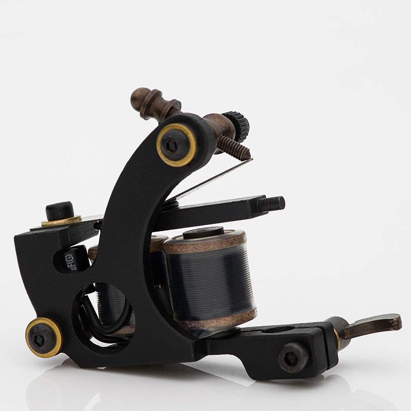 New Arrived Professional Tattoo Machine for Liner and shader free shipping<br>