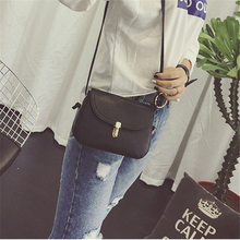Hot selling women messenger bag fashion woman bag lock catch girls messenger bags Korean version of mini shoulder bag