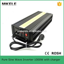 MKP1000-242B-C ipower inverter 1kw 24v power inverter,rechargeable battery inverter 220/230vac off grid single output