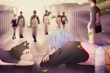 kuroko basketball fabric cloth silk art wall poster and prints