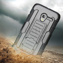 Hybird Armor Hard Case Holster+Belt Clip Shockproof Cover For Alcatel One Touch Pop 3 5.0 inch OT5015 5015D 5015A 5015X 5016A