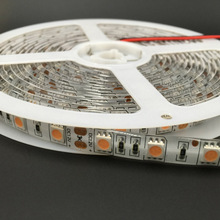 5M 5050 PINK 60 LED/M SMD LED Strip light 12V  IP65 Waterproof 300 LED Pink Red/Yellow/Blue/Green/White/Warm White