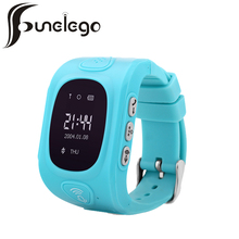 Funelego Smart Watch For Kids GPS Tracker Monitor Wrist Cell Phone Watches With SIM Card Electronics For Children