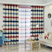 Embroidery Screen Romantic Pink Cherry Blossom Bedroom Window Voile Tulle Curtains Sheer Living Room Curtains S284&30(China)