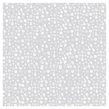 45x90cm Frosted Glass Window Sticker Film Flower Cover Home Office Privacy (Color: White)