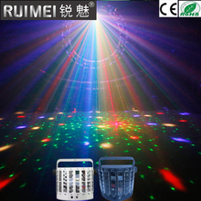 stage lighting effect christmas Light projector laser fairy star dj Top quality LED for Disco ball home party decoration(China)