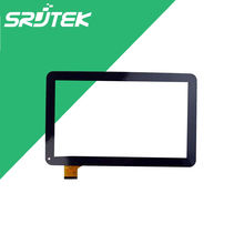 "High Quality 10.1"" Inch for IRBIS TZ21 TZ31 3G Touch Screen Digitizer Sensor Outer Glass Panel Tablet PC Replacement Parts"