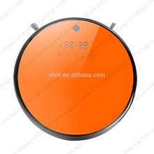 Smart Automatic Robot Vacuum Cleaner Dry And Wet Robot Vacuum Cleaner Intelligent Ultra Fine Air Filter Type Cleaner Machine(China)
