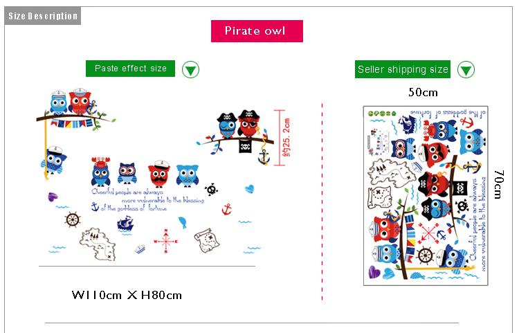 HTB18eDZdoUIL1JjSZFrq6z3xFXay - Multi-type Cartoon Sticker For Bathroom Or Kitchen