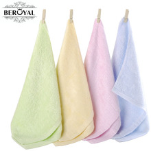 New 2017 hot Sale Towel -10pc bamboo baby towel 25x25cm face towels baby care wash cloth kids hand towel for newborn