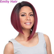 Wigs For Black Women Black Wig Natural Cheap Hair Korean Hair Synthetic Purple Long Wig Afro Ombre Bob Red Wigs For Black Women