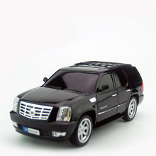 Licensed 1/24 RC Car Model For Cadillac Escalade Remote Control Radio Control car Kids Toys For Children Christmas gift(China)