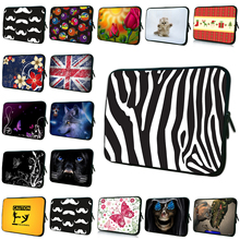 For Apple Ipad Mini Sony HP Fashion 15 13 12 10 14 17 7 Inch Neoprene Laptop Bags Unisex Laptop Cases 13.3 Inch Sleeve Pouch Bag