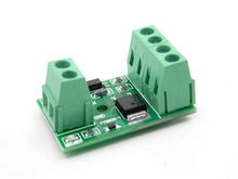 The FET driver module of PWM switch control in high power MOS tube module Optocoupler