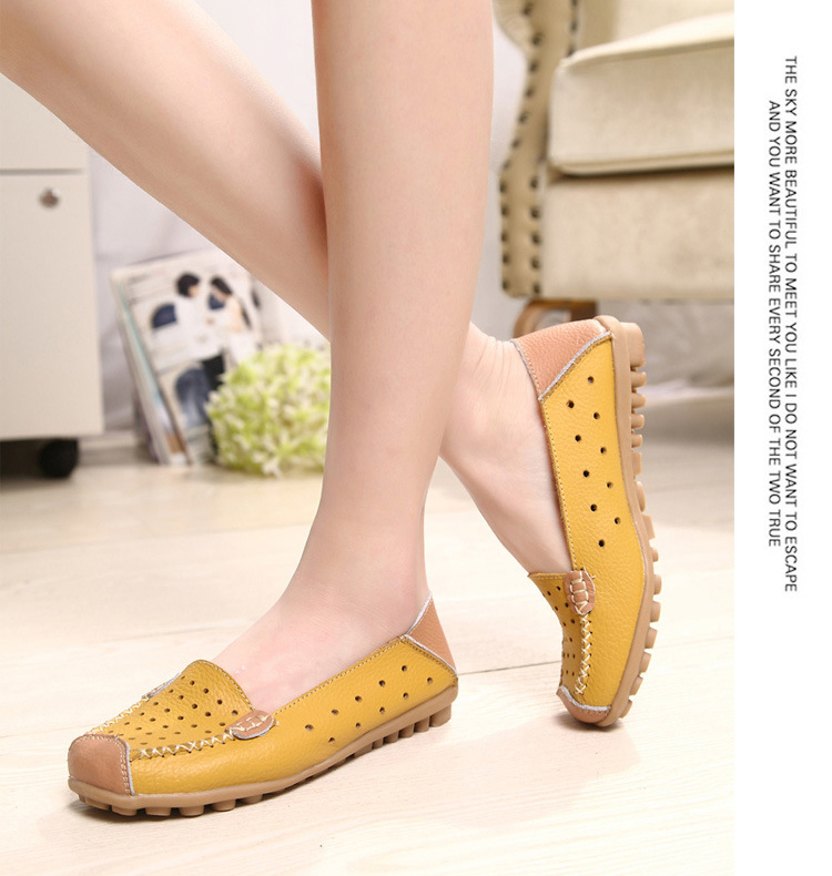 AH 3679 (19) Woemn's Summer Loafers