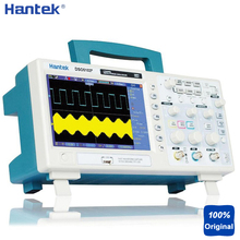 Hantek DSO5102P Digital Oscilloscopes Multimeter Digital Storage Oscilloscope LCD Deep Memory 100MHz Bandwidths