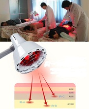 Hot nurse warmed instrument light therapy device far infrared heat lamp physiotherapy physiotherapy electromagnetic therapy lamp(China)