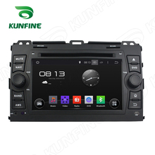 Octa Core 2GB RAM Android 6.0 Car DVD GPS Navigation Multimedia Player Car Stereo for TOYOTA Prado 2006-2010 Radio Headunit