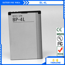 BP-4L Battery Full Capacity 1500mAh Cheap Mobile Phone Batteries Battery for NOKIA E61i E63 E90 E95 E71 6650F N97 N810 E72 E52