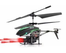 Best Seller WLToys V398 Cool Missile Launching 3.5CH RC Remote Control Helicopter With Gyro Quadcopter christmas gift for boy
