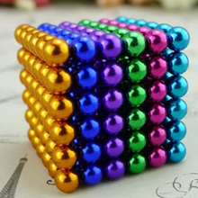 25 sets/pack 3mm neodymium magnetic balls spheres beads (216pcs+8piece)/set(China)