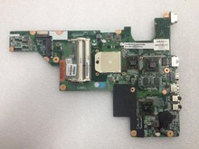 646981-001 Free Shipping for HP Compaq CQ43 635 laptop motherboard AMD ATI Radeon Graphics