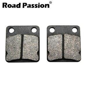 Road Passion Pastillas de freno delantero y trasero para Yamaha YFM350 Wolverine 1995-2005//YFM350 Warrior 1989-2004