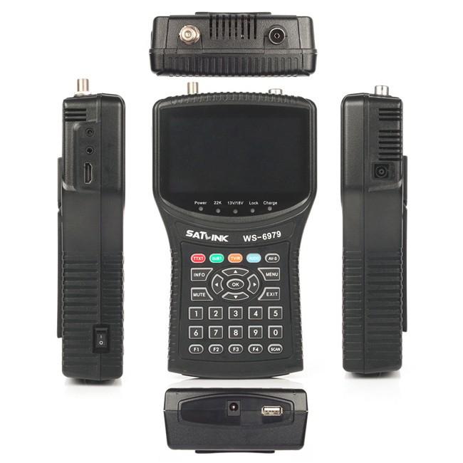 SATLINK WS-6979 DVB-S2 T2