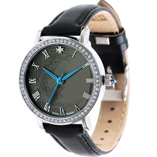 Julius Lady Wrist Watch Quartz Woman Hours Best Fashion Dress Korea Bracelet Leather Band Lovely Phoenix Lovers Girl Gift JA-585<br><br>Aliexpress