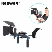 Buy Neewer Camera Movie Video Making Rig System Film-Maker Kit Canon Nikon Sony DSLR Cameras, DV Camcorders, Red for $57.81 in AliExpress store