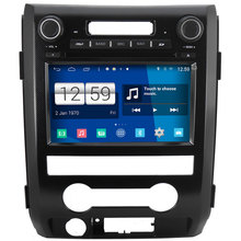 Winca S160 Android 4.4 System Car DVD GPS Head Unit Sat Nav for Ford F150 2009 - 2012 with Wifi / 3G Host Radio Tape Recorder