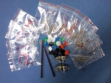 Free shipping 1LOT generic parts package For kit ( shippng list: 1~20 list for 1package.=20P Best quality